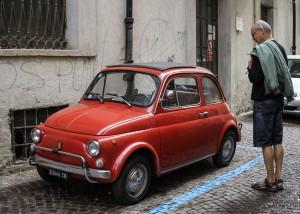 nr 6 - Fine Holten - Fiat 500