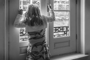 nr 8 Evelyn Pettersson Fiig - På udkik