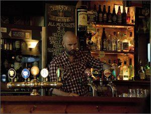 nr 11 - Egon Andersen - Bartender.