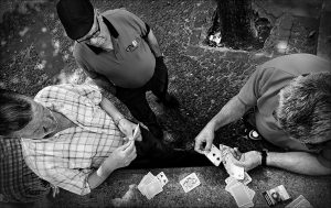 nr 16 Ove Lyngsie - kortspil