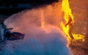Nr 14-Nils Hastrup-Ild slukkes med vand