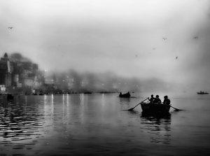 nr 12-Børge N Kjeldsen-Morgen på Ganges