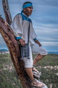 nr 12 Anders B Kristensen - Tarahumara indianer fra Chihuahua