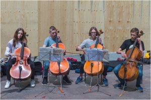 nr 25 Arne Andreasen - Cellokvartet