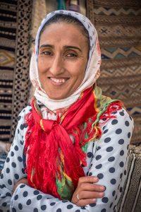 nr 7 Evelyn P Fiig - marokkansk kvinde