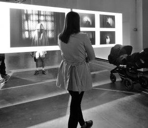nr 1 Evelyn Pettersson Fiig - På udstilling
