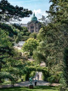 nr 22- Fine Holten-Botanisk Have