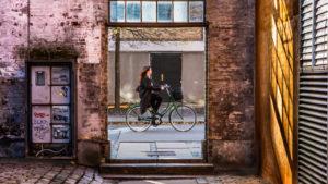 nr 17 Palle Jørly Jensen - Cykler i byen