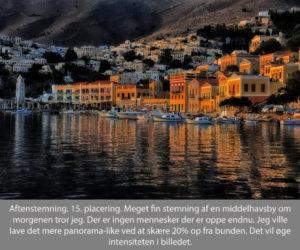nr 15 Børge N Kjeldsen-Aftenstemning