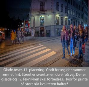nr 17 Jesper Bøg-Glade tøser