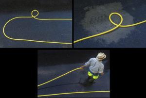 nr 3 Fine Holten-Den gule slange