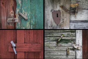 nr 7 Fine Holten-Lukket men ikke låst