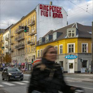 nr 9 Ove Lyngsie-Dine penge - mig i røven