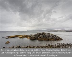 nr 3-Ove Lyngsie-Rocky island