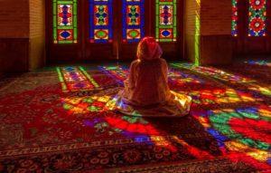 Billeder fra Iran. Lisbeth og Evelyn: