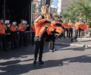nr 24 Poul Jensen-Glade dansere