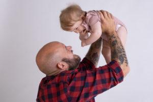 nr 3-Dorthe Dalby Nielsen-Far og datter