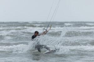 nr 18 Dorthe Dalby Nielsen- kitesurfing