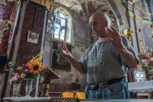 nr 21 Fine Holten-Kirkens historiefortæller