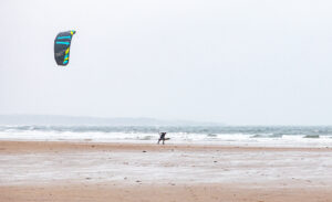 nr 12 Karin McMillan-Belhaven Kitesurfer