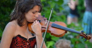 nr 15 Henrik Boesen-violinen skal stemmes